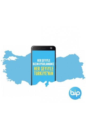 BiP, her şeyiyle bizim, her şeyiyle Türkiye'nin yerli uygulaması!