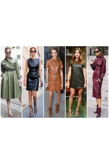 Deri Kıyafetler Nasıl Giyilir ve Kombinlenir?