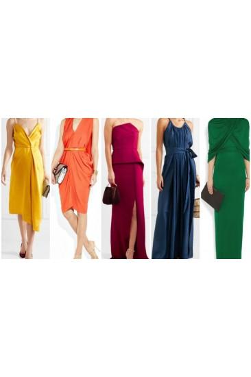 Özel Günlerde Giyilen Kıyafetlerin Mevsimlere Göre Renk Seçimi