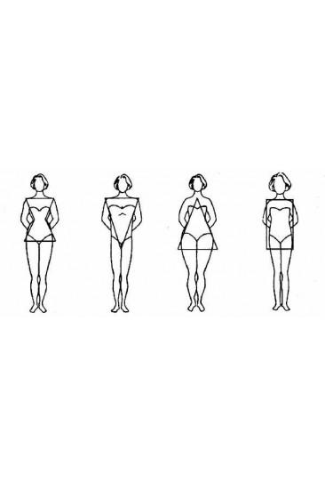 Vücut Şekline Göre Giyinmek
